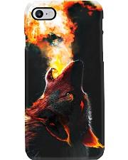 I LOVE WOLF Phone Case i-phone-7-case