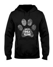 I LOVE DOG Hooded Sweatshirt thumbnail