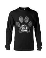 I LOVE DOG Long Sleeve Tee thumbnail
