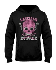 LASCIAMI IN PACE Hooded Sweatshirt thumbnail