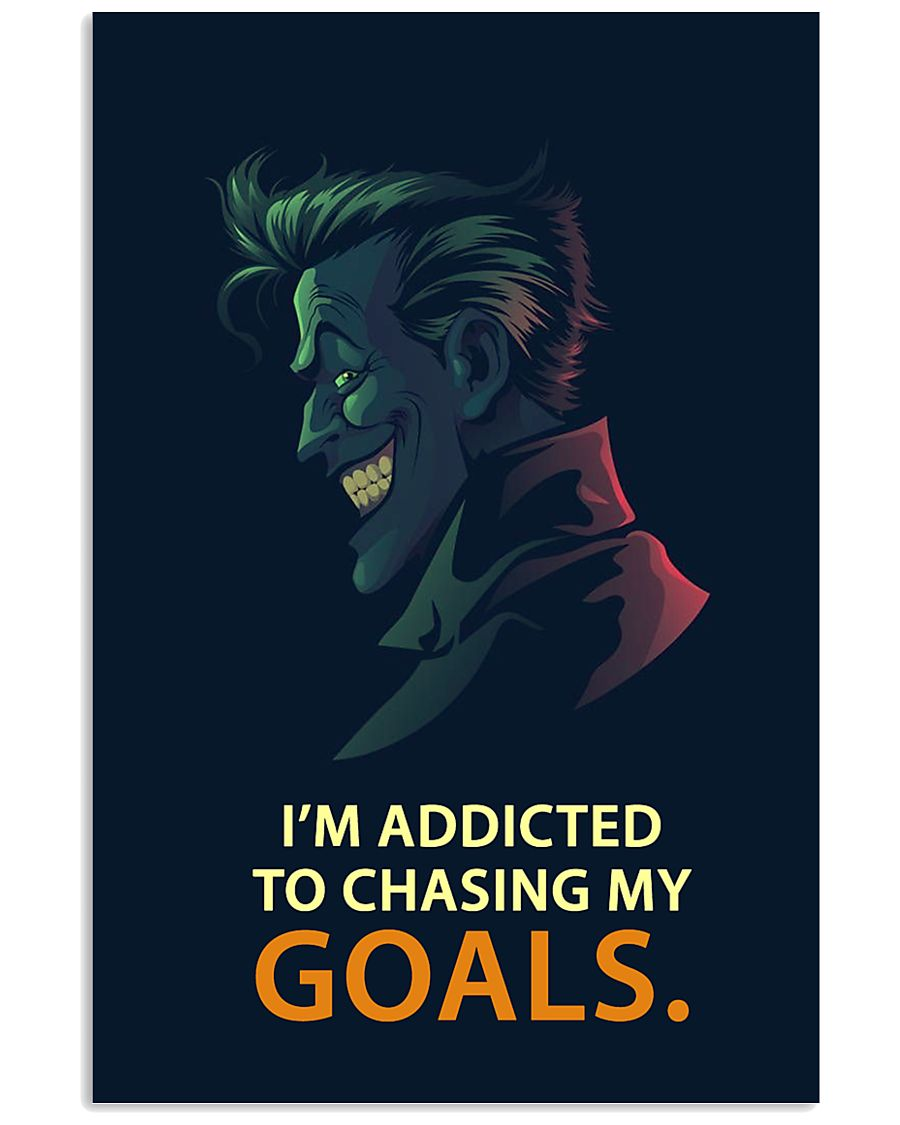 Limited Edition Joker Poster 01 11x17 Poster