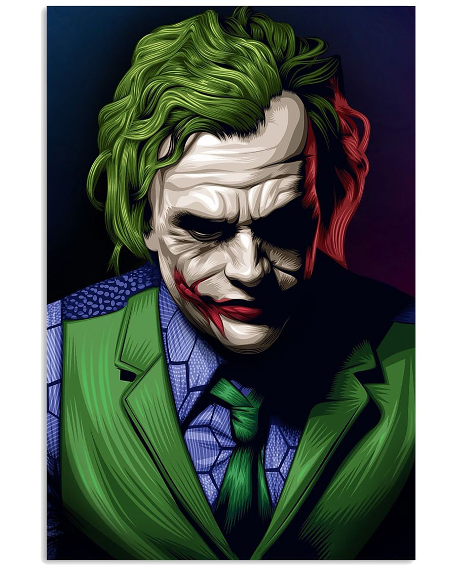 Limited Edition Joker Poster 04 11x17 Poster
