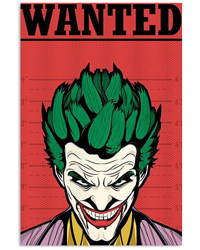 Limited Edition Joker Poster 02