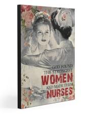Nurse Poster  20x30 Gallery Wrapped Canvas Prints thumbnail