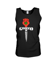Hunter S Thompson Gonzo Shirt Unisex Tank thumbnail