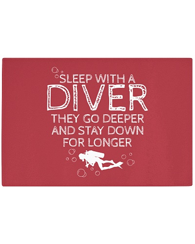 Sleep With Diver