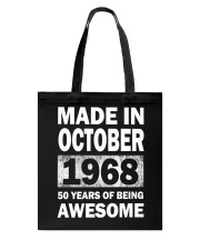 af499b5b MADE IN OCTOBER 1968 50 YEARS OF BEING AWESOME