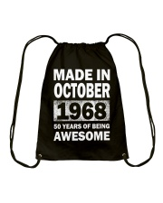 6fcdc828 MADE IN OCTOBER 1968 50 YEARS OF BEING AWESOME Classic T ...