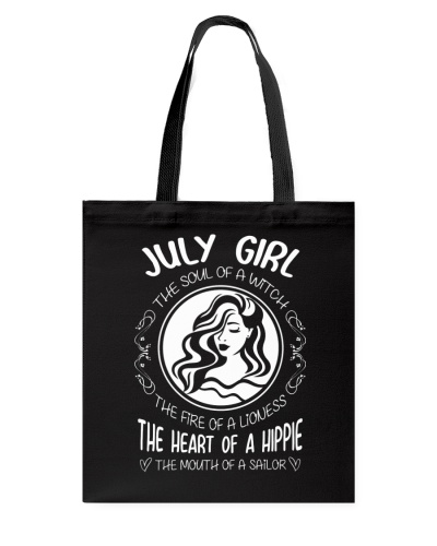 JULY GIRL THE SOUL OF A WITCH