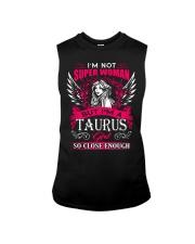 TAURUS GIRL I'M NOT SUPER WOMAN Sleeveless Tee thumbnail