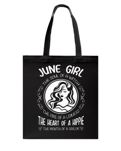 JUNE GIRL THE SOUL OF A WITCH