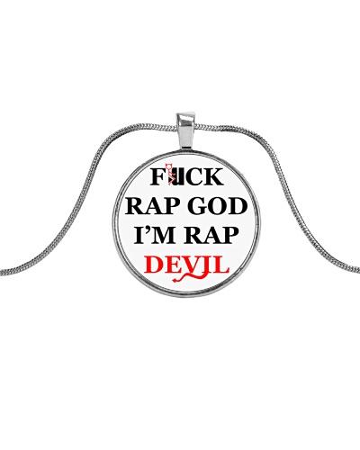 Fuck Rap God I'm Rap Devil