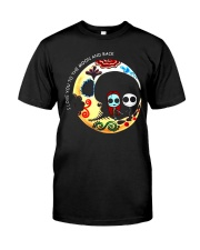 I LOVE YOU TO THE MOON AND BACK Classic T-Shirt thumbnail
