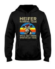 HEIFER RUNNING TEAM Hooded Sweatshirt thumbnail