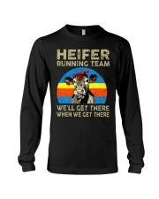 HEIFER RUNNING TEAM Long Sleeve Tee thumbnail