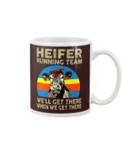 HEIFER RUNNING TEAM Mug thumbnail