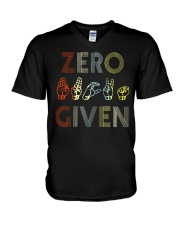 ZERO GIVEN V-Neck T-Shirt thumbnail