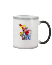 CHICKENS Color Changing Mug thumbnail
