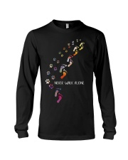 NEVER WALK ALONE Long Sleeve Tee thumbnail