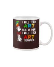 Art Teacher - Teach Art Everywhere Mug thumbnail