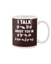 Funny ASL Mug thumbnail