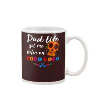 Un Poco Loco Dad Life Mug thumbnail