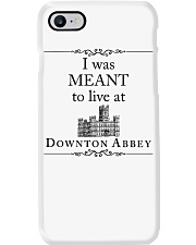 I WAS MEANT TO LIVE AT DOWNTON ABBEY Phone Case thumbnail