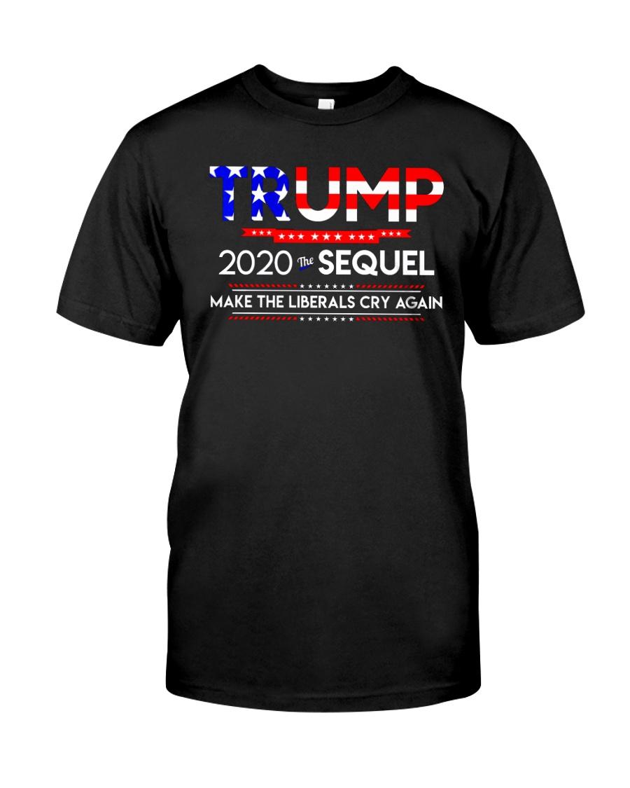 TRUMP 2020 THE SEQUEL Premium Fit Mens Tee