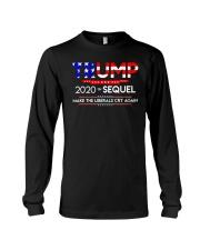 TRUMP 2020 THE SEQUEL Long Sleeve Tee thumbnail
