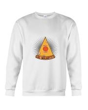 Lou Malnatti's New World Order Pizza Crewneck Sweatshirt thumbnail