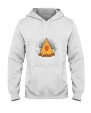 Lou Malnatti's New World Order Pizza Hooded Sweatshirt thumbnail