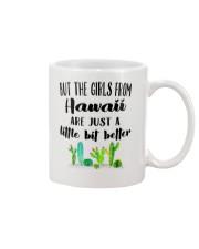THE GIRLS FROM HAWAII JUST A LITTLE BIT BETTER Mug thumbnail
