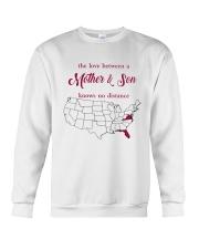 FLORIDA VIRGINIA THE LOVE MOTHER AND SON Crewneck Sweatshirt thumbnail