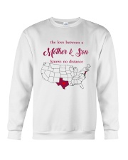 TEXAS NEW JERSEY THE LOVE MOTHER AND SON Crewneck Sweatshirt thumbnail