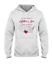 TEXAS NEW JERSEY THE LOVE MOTHER AND SON Hooded Sweatshirt thumbnail