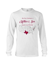 TEXAS NEW JERSEY THE LOVE MOTHER AND SON Long Sleeve Tee thumbnail