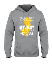 YOU CAN'T TAKE NEW JERSEY OUT OF THE GIRL Hooded Sweatshirt thumbnail