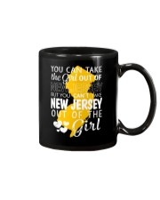YOU CAN'T TAKE NEW JERSEY OUT OF THE GIRL Mug thumbnail