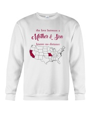 MISSOURI CALIFORNIA THE LOVE MOTHER AND SON Crewneck Sweatshirt thumbnail