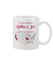 MISSOURI CALIFORNIA THE LOVE MOTHER AND SON Mug thumbnail