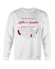 CALIFORNIA MISSISSIPPI - MOTHER AND DAUGHTER Crewneck Sweatshirt thumbnail