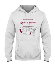 CALIFORNIA MISSISSIPPI - MOTHER AND DAUGHTER Hooded Sweatshirt thumbnail