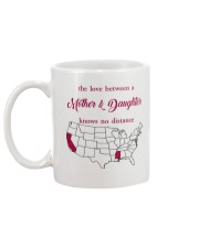 CALIFORNIA MISSISSIPPI - MOTHER AND DAUGHTER Mug back