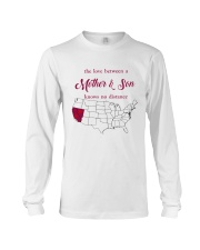 CALIFORNIA NEVADA THE LOVE MOTHER AND SON Long Sleeve Tee thumbnail