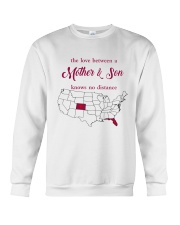 FLORIDA COLORADO THE LOVE MOTHER AND SON Crewneck Sweatshirt thumbnail