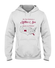 FLORIDA COLORADO THE LOVE MOTHER AND SON Hooded Sweatshirt thumbnail