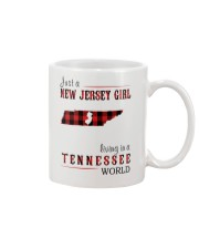 JUST A NEW JERSEY GIRL IN A TENNESSEE WORLD Mug thumbnail