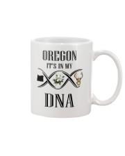 OREGON IT'S IN MY DNA Mug thumbnail