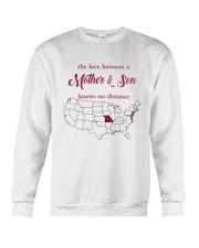 NEW JERSEY MISSOURI THE LOVE MOTHER AND SON Crewneck Sweatshirt thumbnail