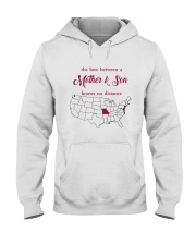 NEW JERSEY MISSOURI THE LOVE MOTHER AND SON Hooded Sweatshirt thumbnail